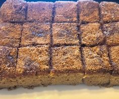 Snickerdoodle Banana Bars: Elena McCown, LLC Health Coach in Franklin, TN Gluten-Free and Dairy-Free Recipe