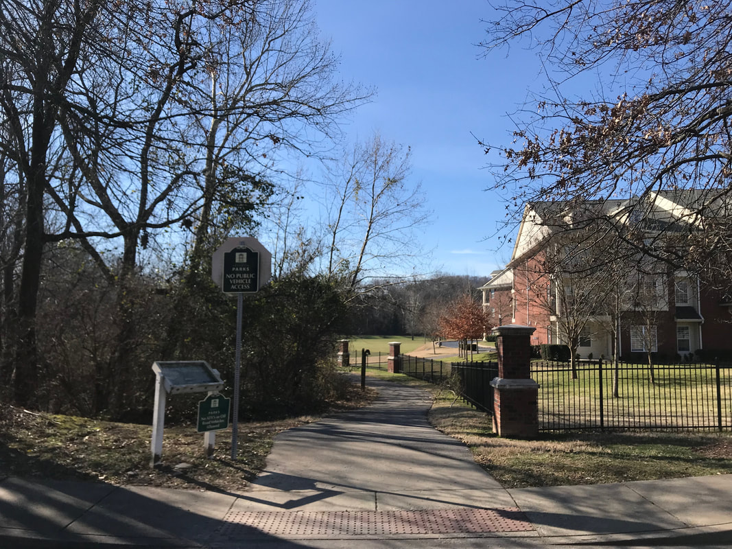Aspen Grove Park Trails + The Harpeth Greenway: Running Trails Highlighted in Williamson County by Elena McCown, LLC a health coach in Franklin, TN