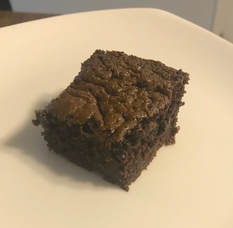 Almond Flour Brownies, gluten-free, dairy-free recipes by Elena McCown, LLC in Franklin, TN