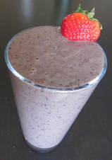Antioxidant Breakfast Smoothie