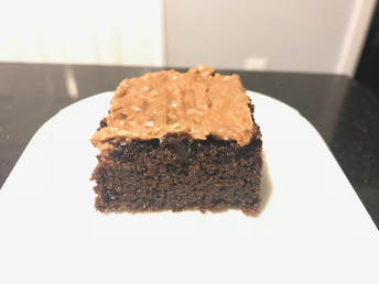 Almond Flour Brownies. Gluten-free, dairy-free recipe from Elena McCown, LLC in Franklin, TN
